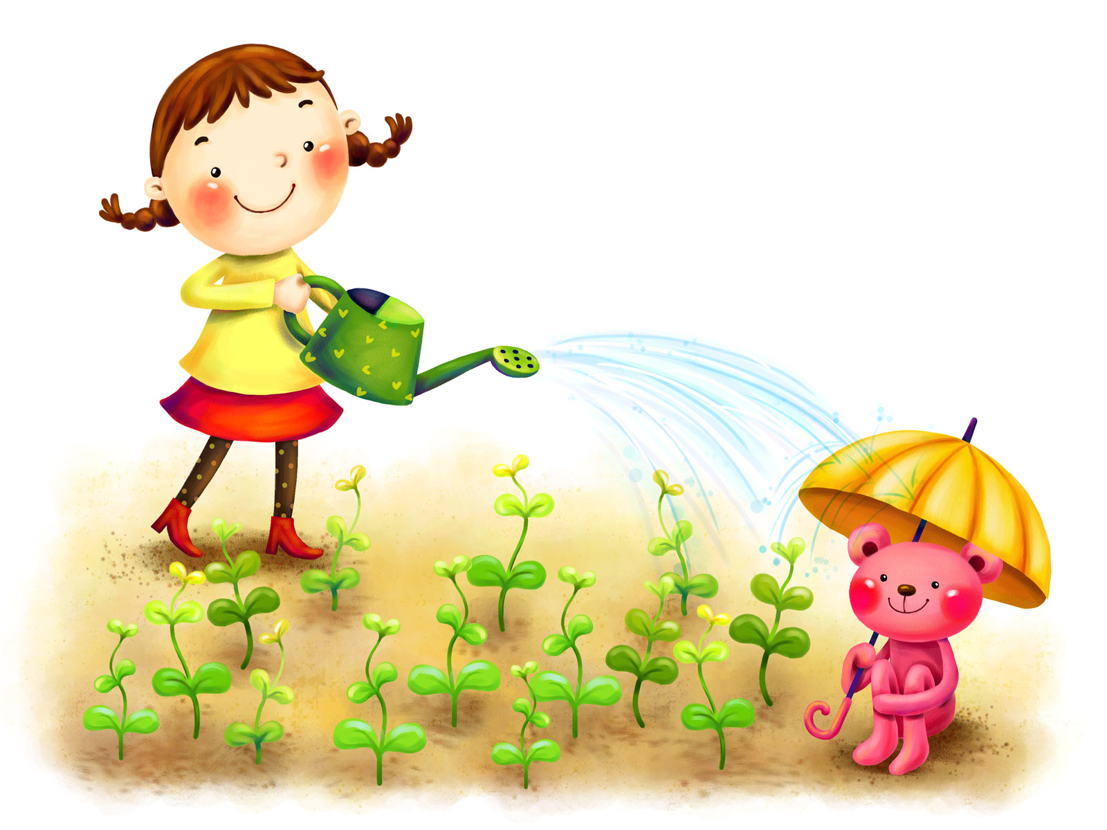 Children Hd Cartoon Wallpapers Free Download Hd Wallpapers