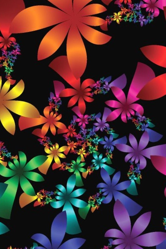 Iphone Ratina Wallpaper Beautiful Flowers Landscape Free Download HD Wallpapers For Mobiles